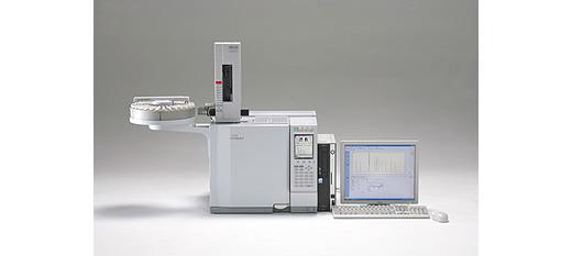 Shimadzu GC 2010 Gas Chromatography, Mereco R&D